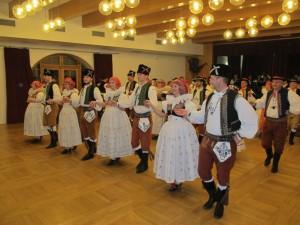 Krojový ples Velká Bystřice 2017