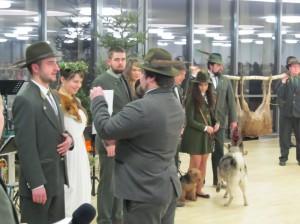 Ples Lesnické a dřevařské fakulty - Mendelova univerzita v Brně - 2017