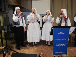 Taneční odpoledne Bystřice pod Hostýnem 2017