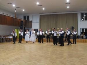 Taneční odpoledne Bystřice p. H. 2017 08